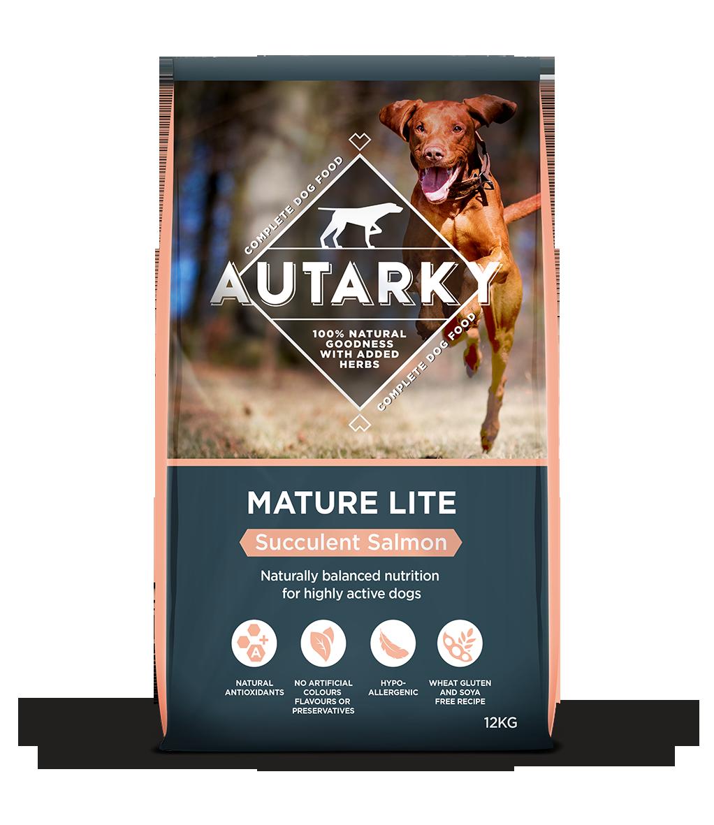 Autarky Mature Lite Salmon 12kg