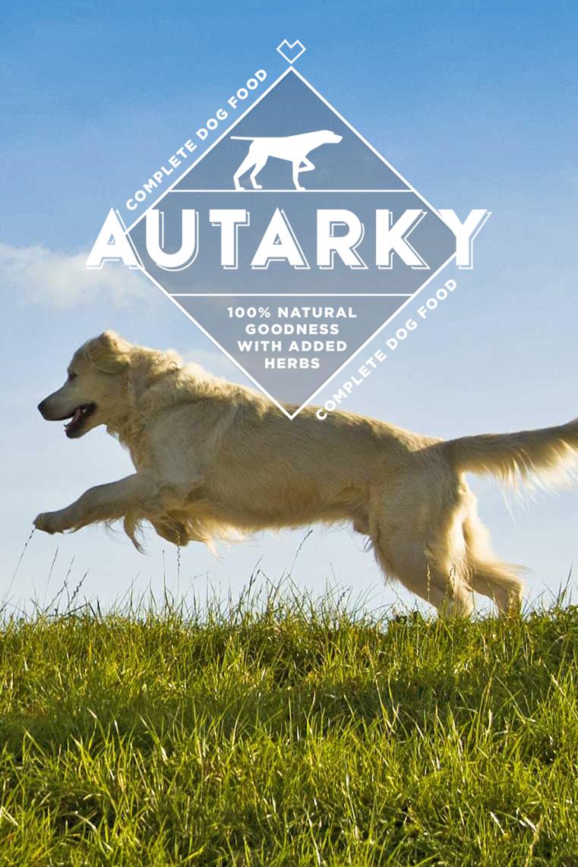 Autarky, alles wat je hond nodig heeft om gelukkig, actief en gezond te leven